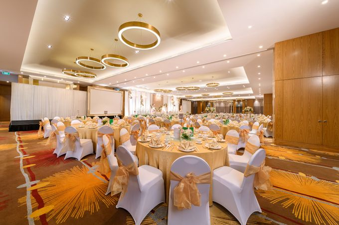 Chinese Set Wedding Preview by Holiday Inn & Suites Jakarta Gajah Mada by Holiday Inn & Suites Jakarta Gajah Mada - 022