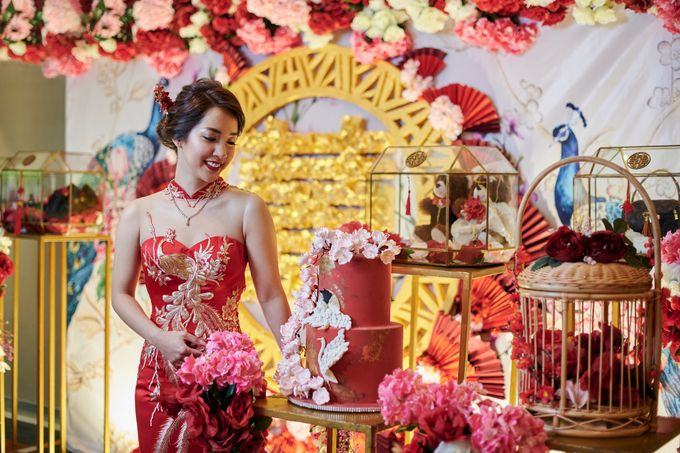 Chinese Set Wedding Preview by Holiday Inn & Suites Jakarta Gajah Mada by Holiday Inn & Suites Jakarta Gajah Mada - 026