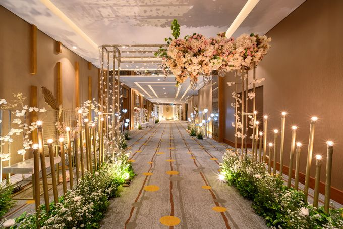 Chinese Set Wedding Preview by Holiday Inn & Suites Jakarta Gajah Mada by Holiday Inn & Suites Jakarta Gajah Mada - 030