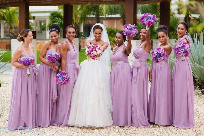 Cancun Destination Wedding by Beautiful Purpose Events - 017