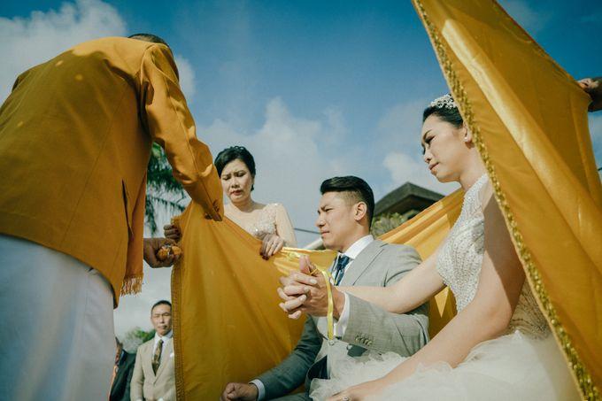 Christian & Jessica Wedding Day by Macherie dressmaker - 013