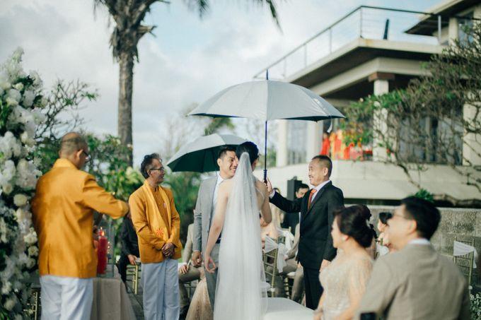 Christian & Jessica Wedding Day by Macherie dressmaker - 007