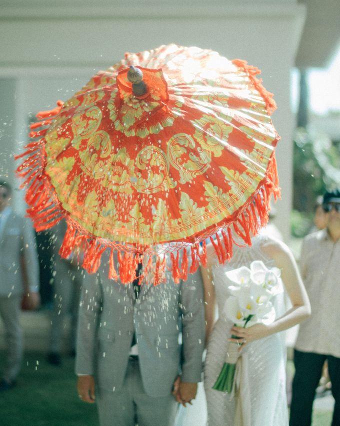 Christian & Jessica Wedding Day by Macherie dressmaker - 014