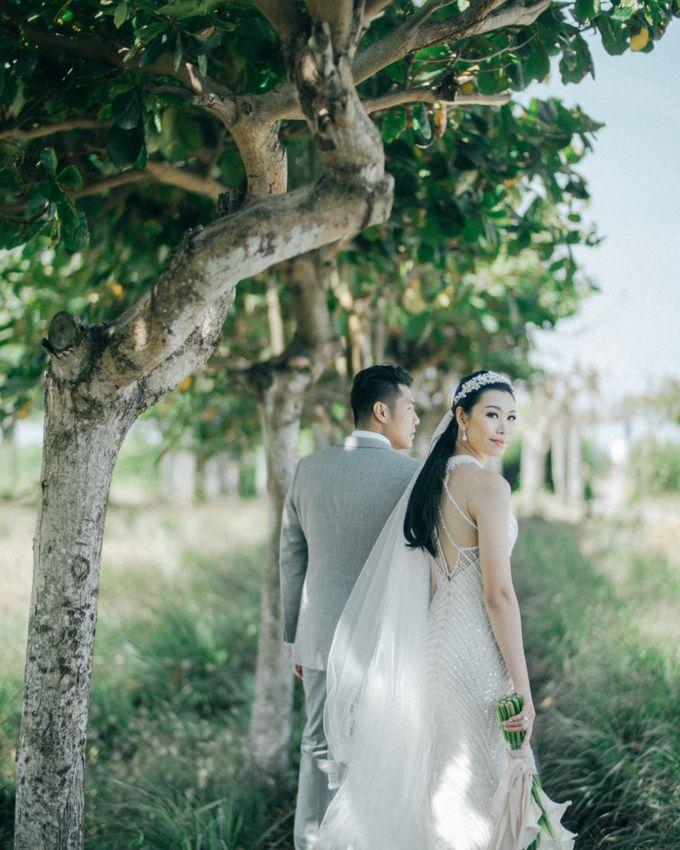 Christian & Jessica Wedding Day by Macherie dressmaker - 020