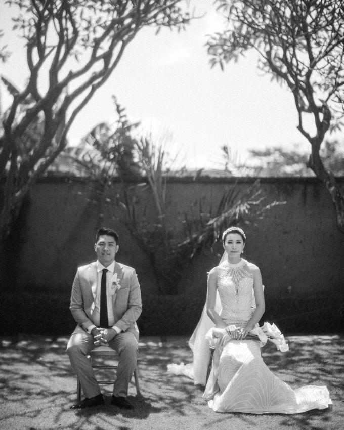 Christian & Jessica Wedding Day by Macherie dressmaker - 003