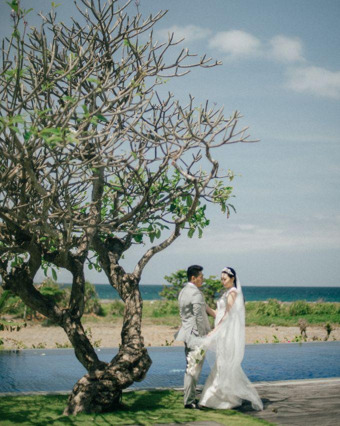 Christian & Jessica Wedding Day by Macherie dressmaker - 018