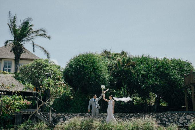 Christian & Jessica Wedding Day by Macherie dressmaker - 011