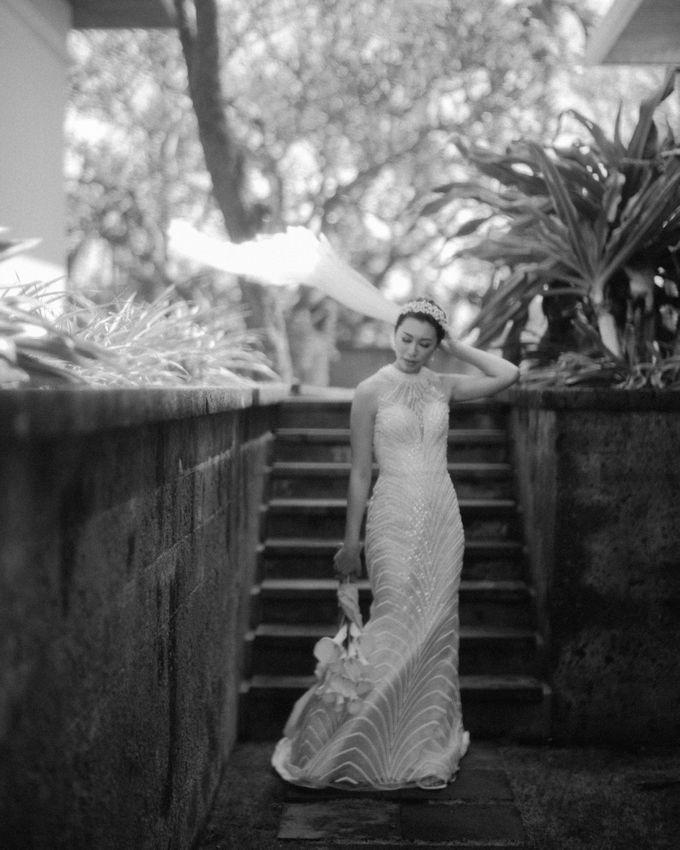 Christian & Jessica Wedding Day by Macherie dressmaker - 004