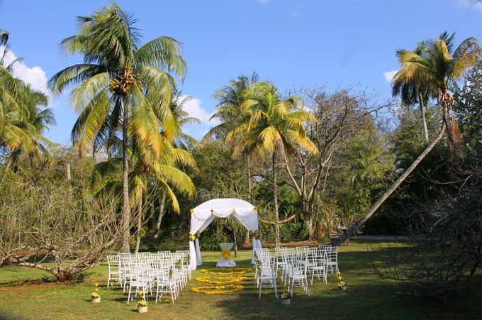 Wedding in Cuba - Wedding Planner Service by Bodas en Cuba Fiestas - Wedding Planner in Cuba - 001