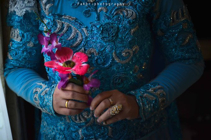 Wedding Reception by Fakhri photography - 004