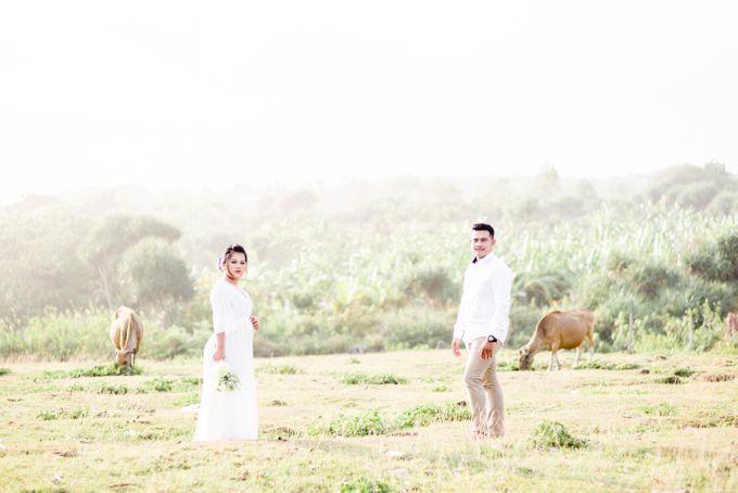 Prewedding A & K by tamarillo.photoworks - 002