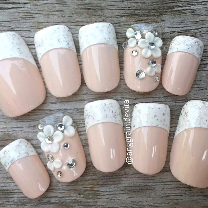 Fake Nails by Story of Nailart - 042