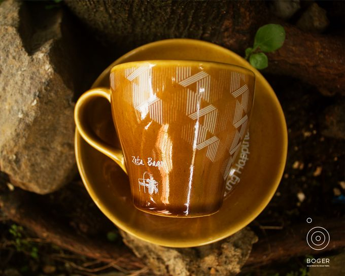 CUP KLEIN by Mug-App Wedding Souvenir - 001