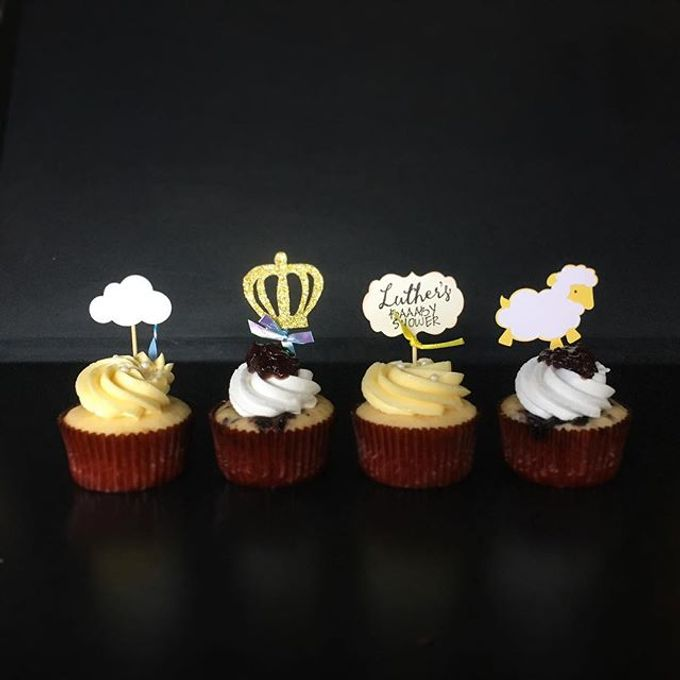Creative Ideas and Mini Favors for Dessert Tables by Inthebrickyard - 008