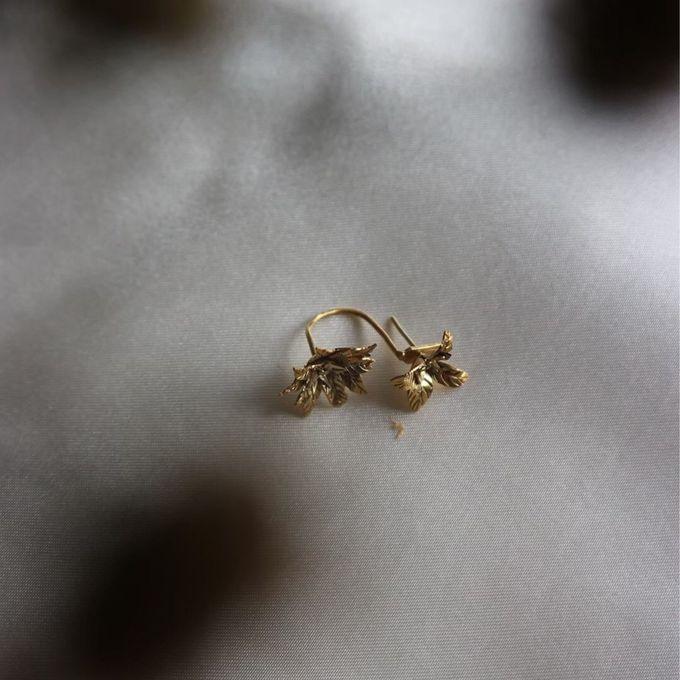 Juanita Earrings by Rumme - 001