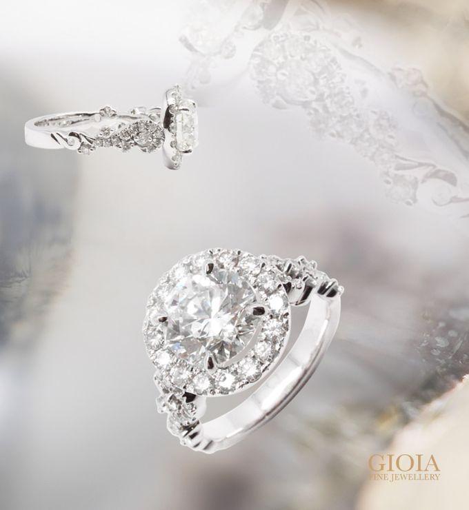 Customised Diamond Ring by GIOIA FINE JEWELLERY - 001