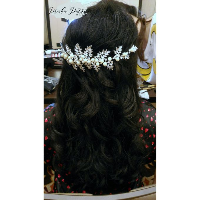 BRIDESMAID HAIRDO - THERESIA by Priska Patricia Makeup - 001