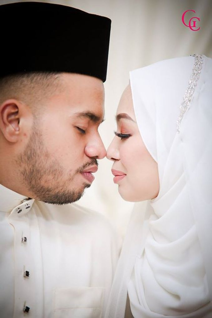 Solemnization of Razdi & Intan by The Glamorous Capture - 021