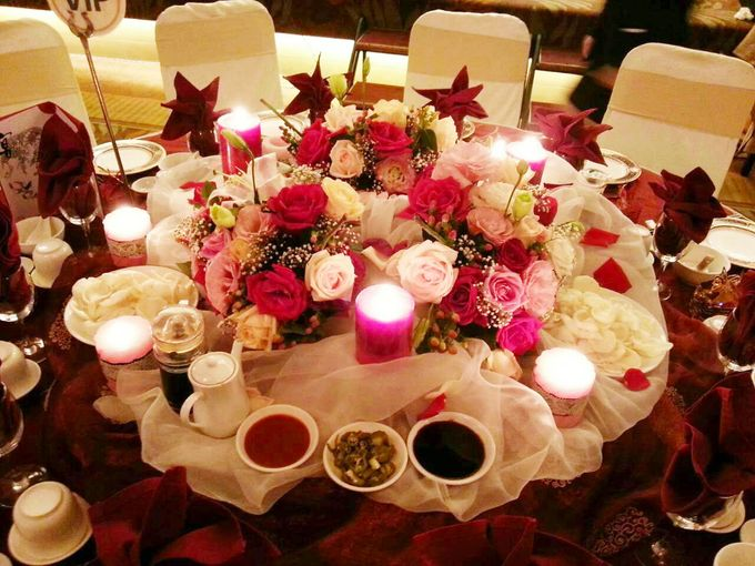 VIP Table Setting by Wedding And You - 024