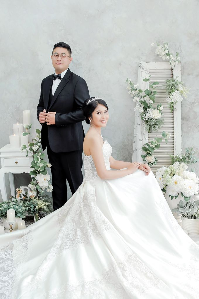 Prewedding of Alam & Grace by Michelle Bridal - 009