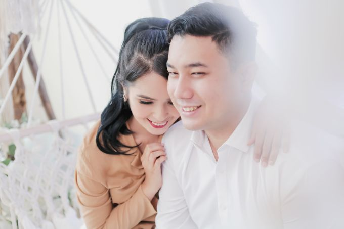 Prewedding of Alam & Grace by Michelle Bridal - 012
