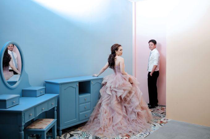 Prewed Jimmy & Olive by Priceless Wedding Planner & Organizer - 011