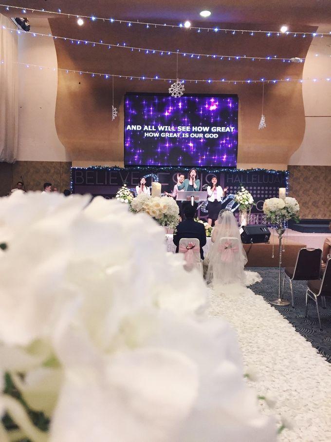 The Wedding Denny Oswaldo & Lusiana Tanudjaja by Red Hat Organizer - 003
