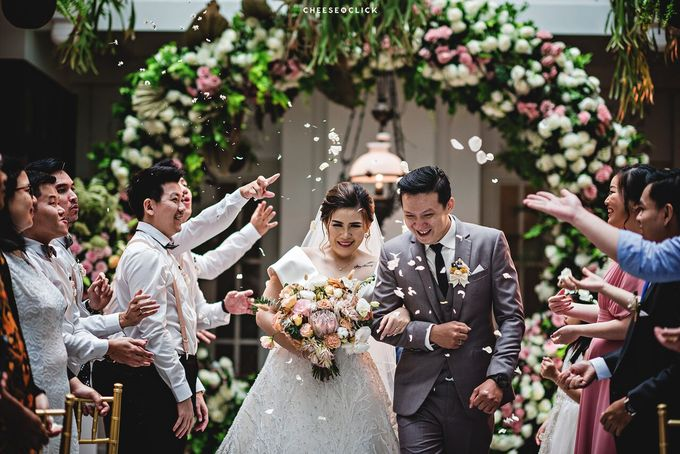 THE WEDDING OF FREY & RICCA by The Wedding Boutique - 001