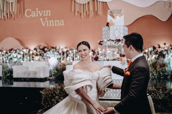 CALVIN & VINNA by Yogie Pratama - 002