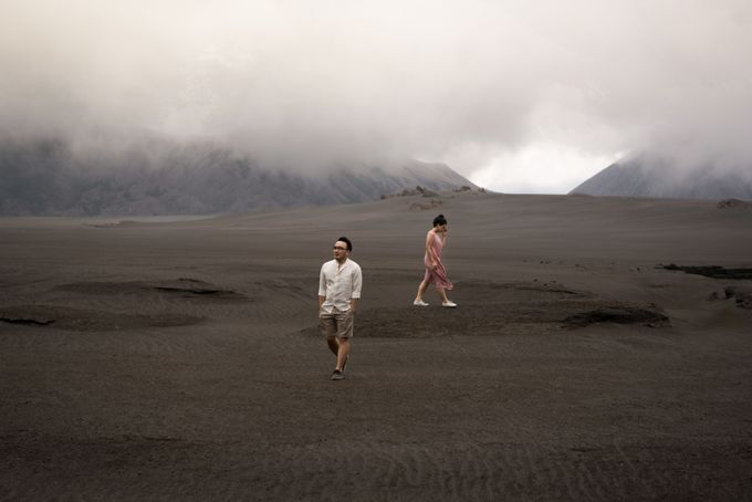 CIPUTRA & VICKE - BROMO by AB Photographs - 012