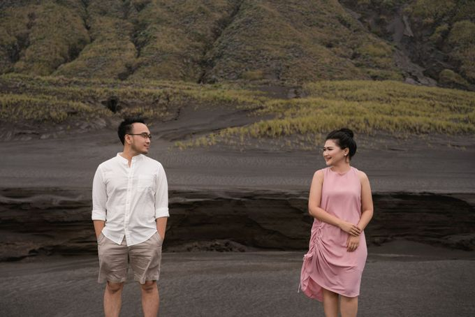 CIPUTRA & VICKE - BROMO by AB Photographs - 014