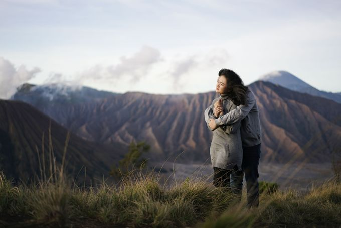 CIPUTRA & VICKE - BROMO by AB Photographs - 018