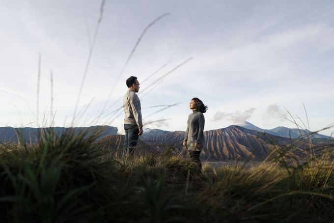 CIPUTRA & VICKE - BROMO by AB Photographs - 020