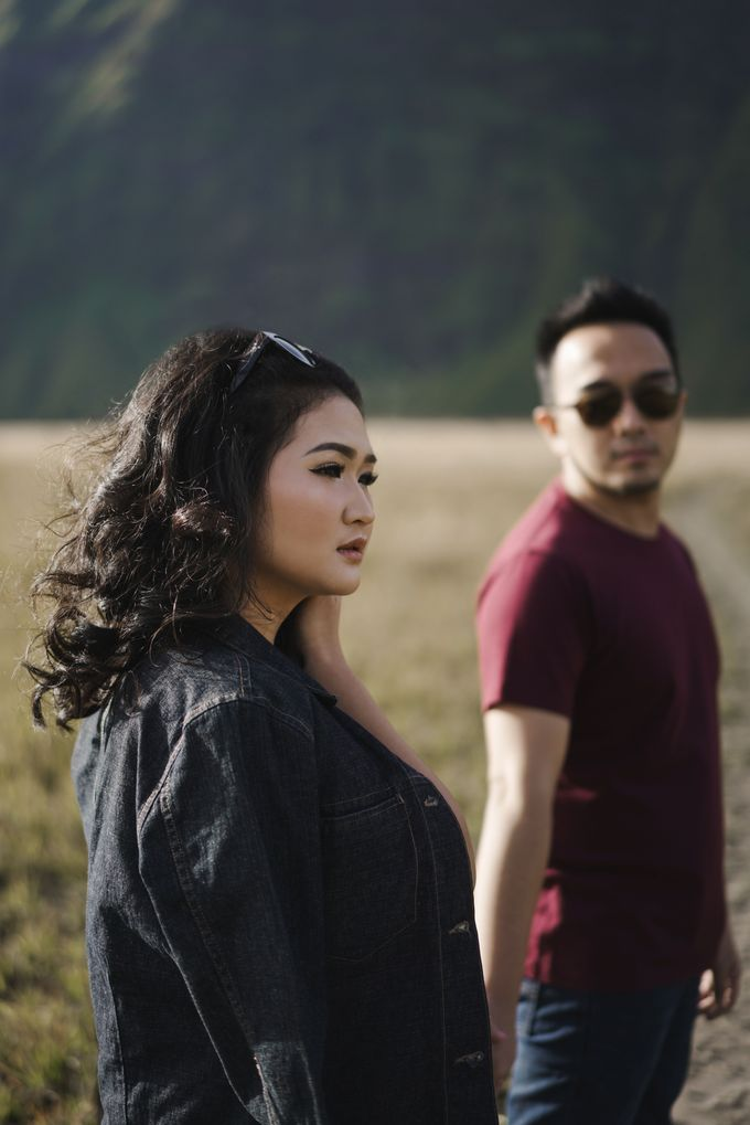 CIPUTRA & VICKE - BROMO by AB Photographs - 021