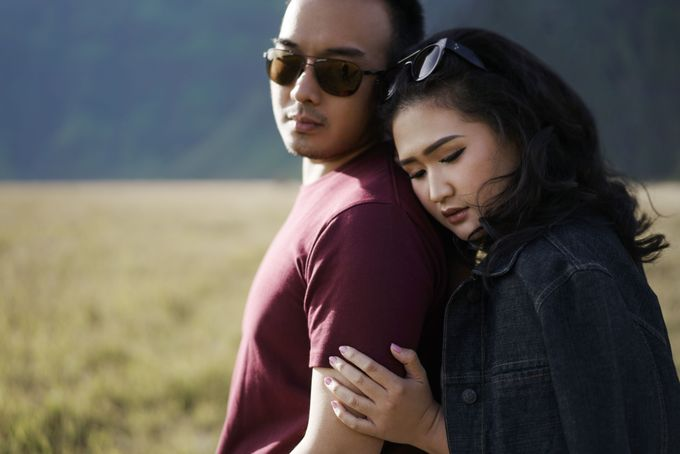 CIPUTRA & VICKE - BROMO by AB Photographs - 022