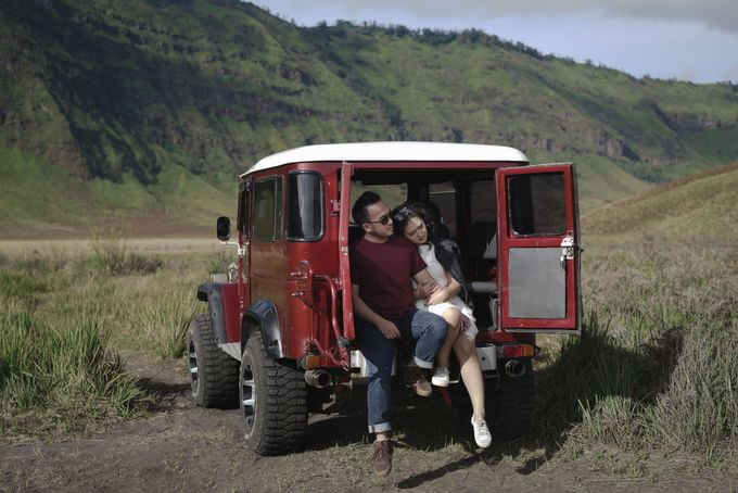 CIPUTRA & VICKE - BROMO by AB Photographs - 026