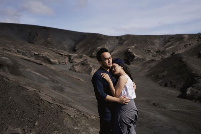 CIPUTRA & VICKE - BROMO by AB Photographs - 028