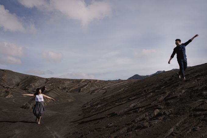 CIPUTRA & VICKE - BROMO by AB Photographs - 027