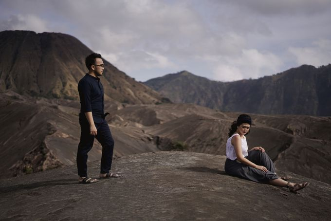 CIPUTRA & VICKE - BROMO by AB Photographs - 031