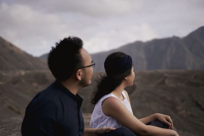 CIPUTRA & VICKE - BROMO by AB Photographs - 030