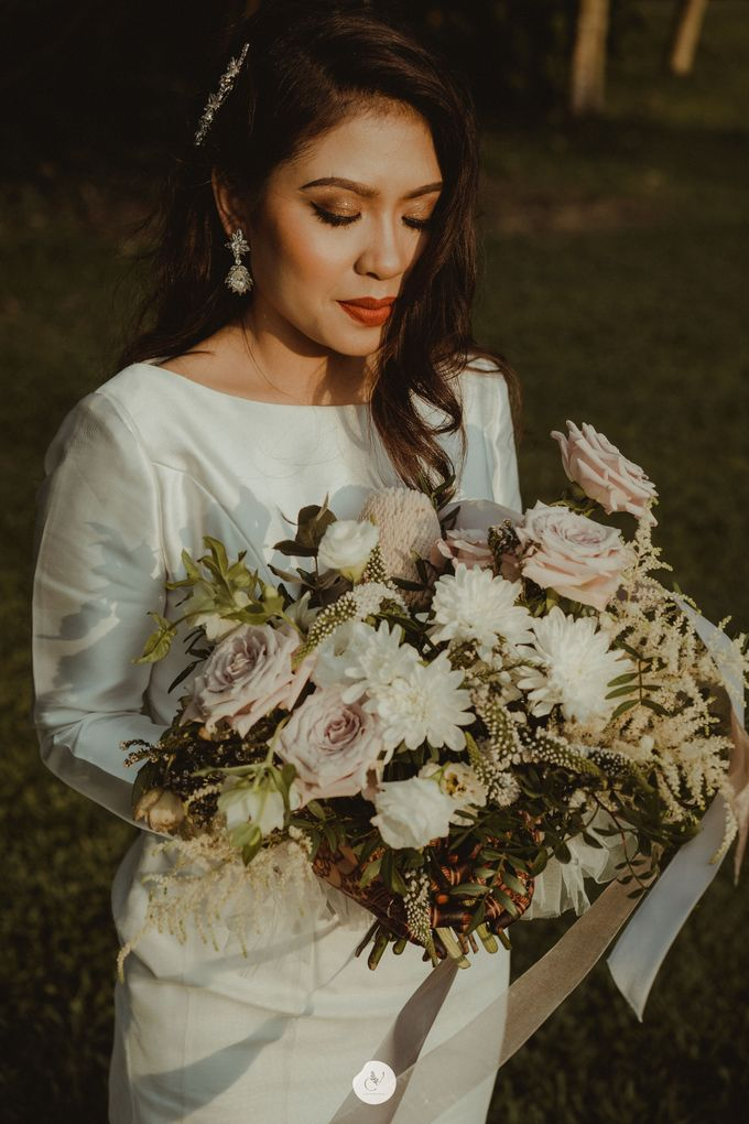 Bridal Bouquets by The Bloomish Eden - 005