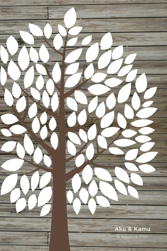 Canvas Guestbook Wedding Artwork (Tree-02) by Bikinseru.aja - 006