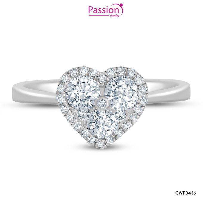 Engagement ring by Passion Jewelry - 005