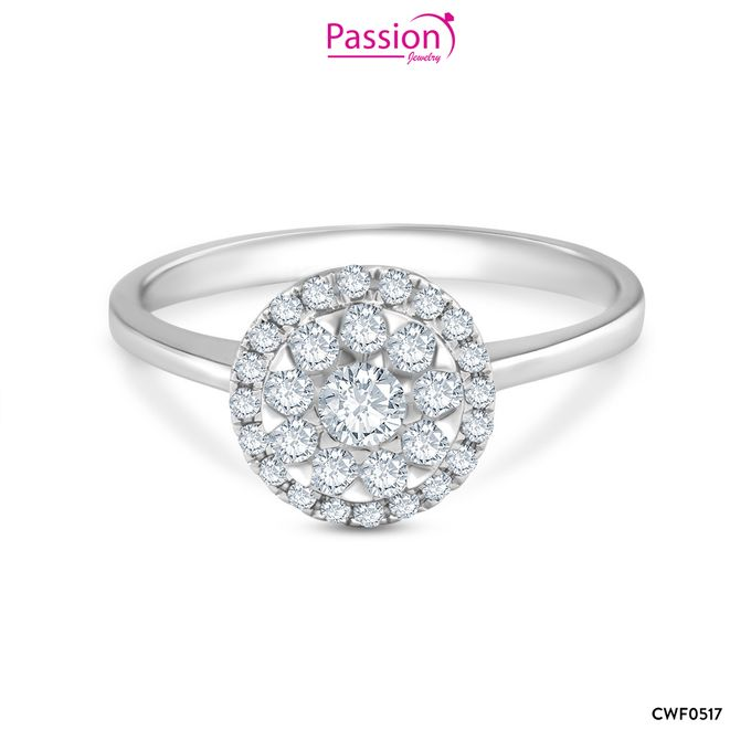 Engagement ring by Passion Jewelry - 006