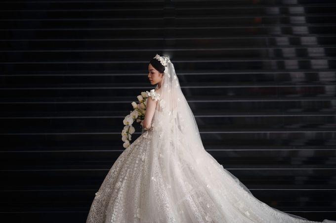 Adit & Claresta Wedding at Hilton by PRIDE Organizer - 017