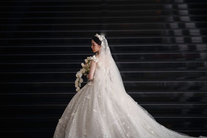 Adit & Tata Wedding at Hilton by PRIDE Organizer - 017