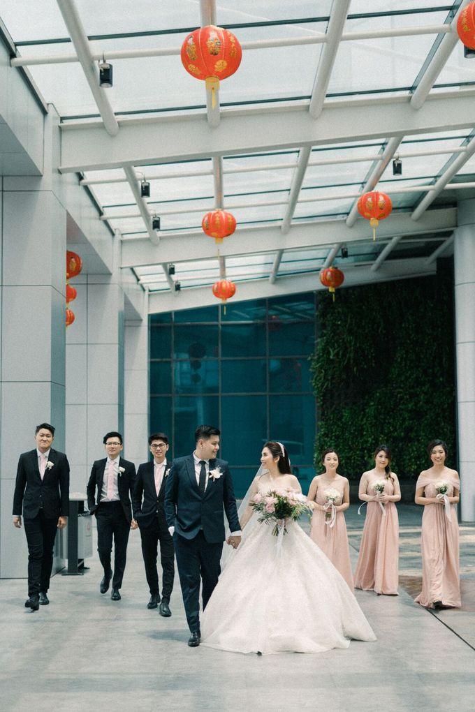 HANSEN & ANGEL WEDDING DAY by Summer Story Photography - 018