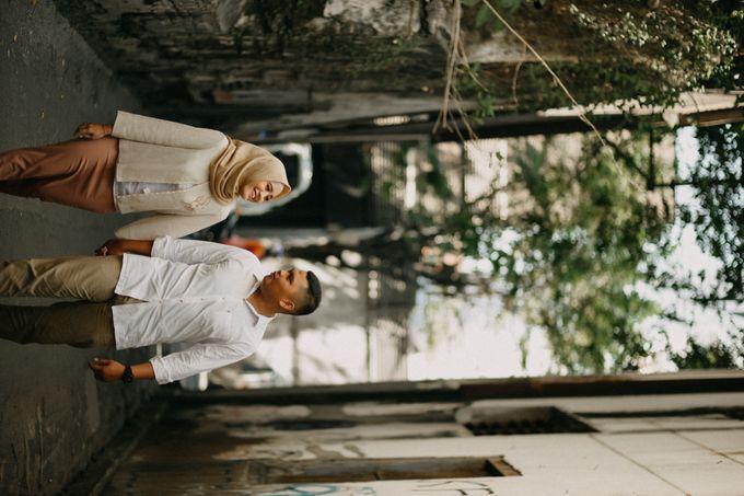 Cassual Prewedding by Dream Moments - 001
