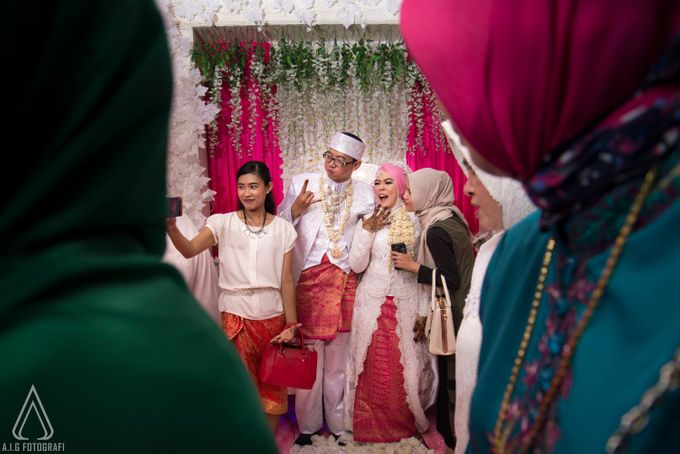 Wedding Of Iva And Rio by AIG FOTOGRAFI - 007