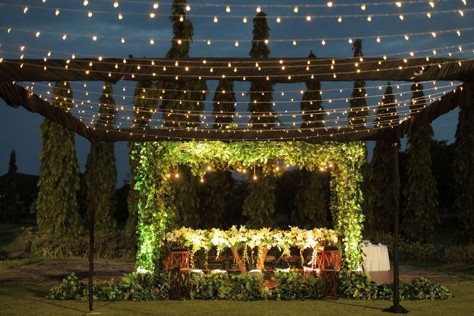 The Wedding Of DENDY & FELICIA by Best Decor - 001